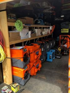 Fire Damage Restoration Equipment