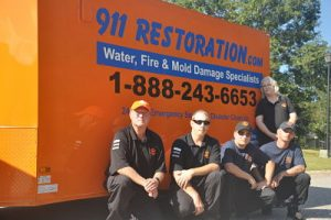 911 Restoration of North Georgia Team